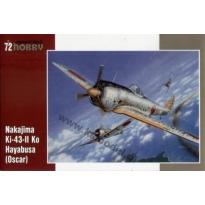 Ki-43 II Ko Hayabusa/Oscar (1:72)