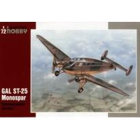 "GAL ST-25 Monospar ""Commonwealth Service"" (1:72)"