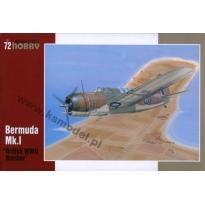"Bermuda Mk.I ""British WWII Bomber"" (1:72)"