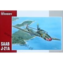 SAAB J-21A (1:72)
