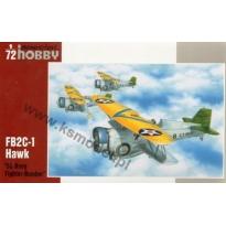 """B2C-1 Hawk """"US Navy Fighter Bomber"""" (1:72)"""