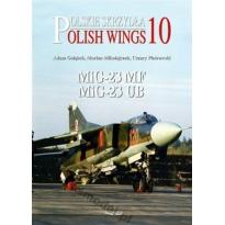 Polish Wings Nr.10 (MiG-23MF,MiG-23UB)