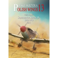 Polish Wings Nr.13 (Supermarine Spitfire IX 1942-1943 part 1)