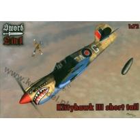 """Kittyhawk III short tail """" 2 in 1 """" (1:72)"""