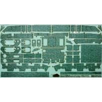 Zimmerit Coating Sheet Panzer IV Ausf.J (1:35)