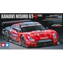 Xanavi Nismo GT-R (R35) (1:24)