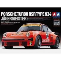 Porsche 934 Turbo RSR Jagermeister (1:24)