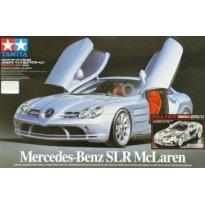 """Full-View"" Mercedes-Benz SLR McLaren (1:24)"