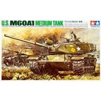 U.S.Tank M60A1 Medium Tank (1:35)