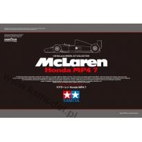McLaren Honda MP4/7 (1:20)