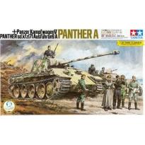 German Tank Panther A (1:25)