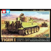 German Tiger I Initial Production (Africa-Corps) (1:48)