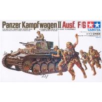 Panzerkampfwagen II Ausf.F/G (1:35)