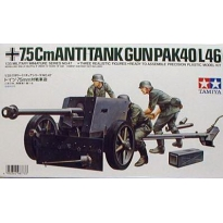 German 75mm Anti-Tank Gun (1:35)