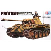 German Panther Ausf A Medium Tank (1:35)