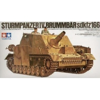 Sturmpanzer IV Brummbär Sd.Kfz.166 (1:35)