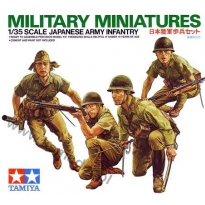 Japanese Army Infantry (1:35)