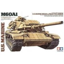 U.S.Marine M60A1 with Reactive Armor (1:35)