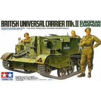 British Universal Carrier Mk.II European Campaign (1:35)