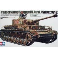 German PanzerKampfwagen IV Ausf. J (1:35)