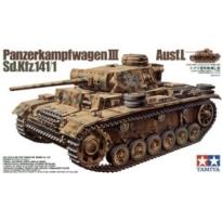 German Pz. Kpfw III Ausf. L (1:35)