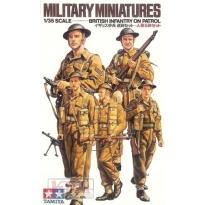 British Infantry On Patrol (1:35)