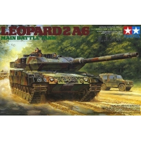 Leopard 2 A6 Main Battle Tank (1:35)