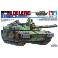 French Main Battle Tank Leclerc Series 2 (1:35)