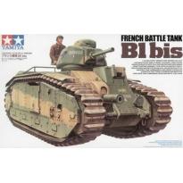 French Battle Tank B1 bis (1:35)