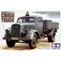 German 3ton 4x2 Cargo Truck (1:35)