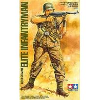 WWII German Elite Infantryman (1:16)