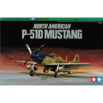 North American P-51D Mustang (1:72)
