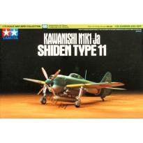 Kawanishi N1K1-Ja Shiden Type 11 (1:72)