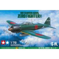 Mitsubishi A6M5 Zero Fighter (Zeke) (1:72)