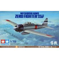 Mitsubishi A6M3 Zero Fighter Model 32 (Hamp) (1:72)