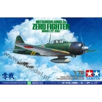 Mitsubishi A6M3/3a Zero Fighter Model 22 (Zeke) (1:72)