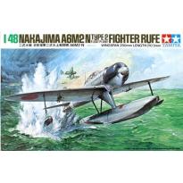 Nakajima A6M2 N type 2 Fighter Rufe (1:48)