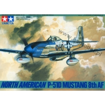 North American P-51D Mustang™ 8th Air Force (1:48)