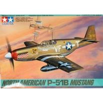 North American P-51B Mustang (1:48)