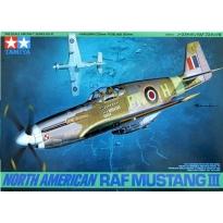 North American RAF Mustang III (1:48)