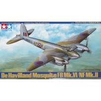 De Havilland Mosquito FB Mk.VI/NF Mk.II (1:48)