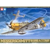 Messerschmitt Bf 109E-4/7 Trop (1:48)