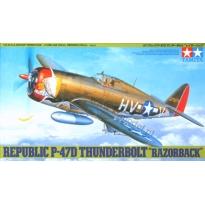 "Republic P-47D Thunderbolt ""Razorback"" (1:48)"
