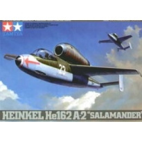 "Heinkel He 162 A-2 ""Salamander"" (1:48)"