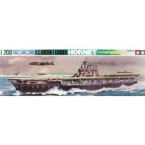 U.S.Aircraft Carrier Hornet (1:700)