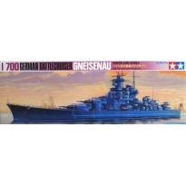 German Battle Cruiser Gneisenau (1:700)