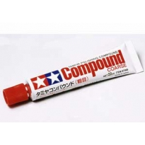 Tamiya Polishing Compound (coarse) 22 ml