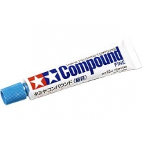 Tamiya Polishing Compound (fine) 22 ml