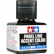 Panel Line Accent Color (Black) 40 ml