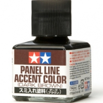 Panel Line Accent Color (Dark Brown) 40 ml